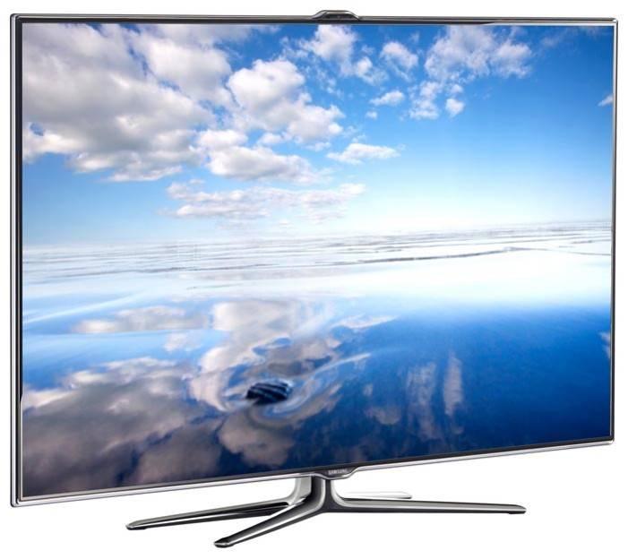"""Телевизор LED 46"""" Samsung UE46ES7207U черный - фото 2"""