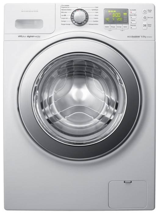 Стиральная машина Samsung WF1802NFWS белый - фото 1