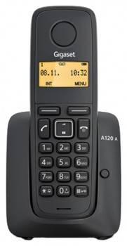 Телефон Gigaset A120 черный