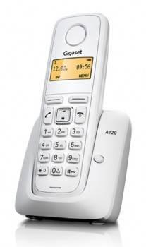 Телефон Gigaset A120 белый