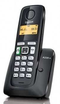Телефон Gigaset A220A черный