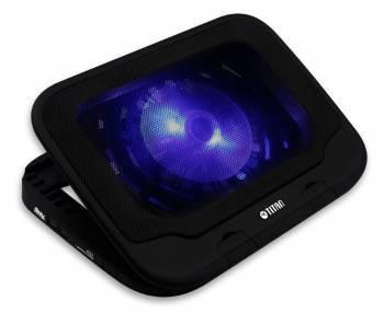 """Подставка для ноутбука 15"""" Titan TTC-G21T черный"""