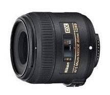 Объектив Nikon AF-S DX 40mm f / 2.8