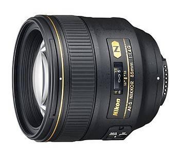��������  Nikon AF-S NIKKOR 85��