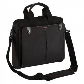 Сумка для ноутбука 15.6 Targus CN515EU-50 черный / красный
