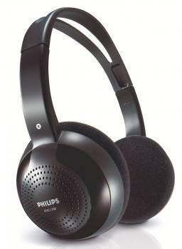 Наушники Philips SHC1300 черный (SHC1300/10)