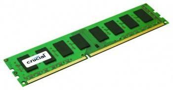 Модуль памяти DIMM DDR3L 4Gb Crucial (CT51264BD160B)