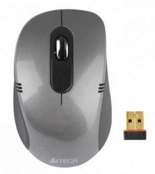 Мышь A4 G7-630D-2 серый - фото 1