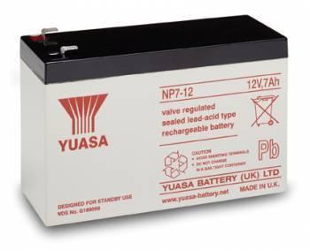 Батарея для ИБП Yuasa NP7-12, 12В, 7Ач