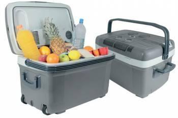 Автохолодильник Mystery MTC-45 серый / белый