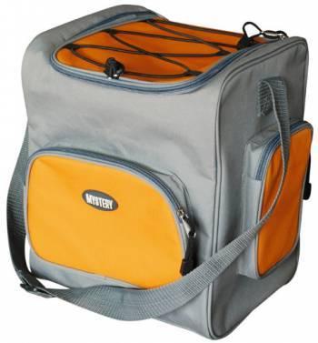 Автохолодильник Mystery MTH-16B серый / оранжевый