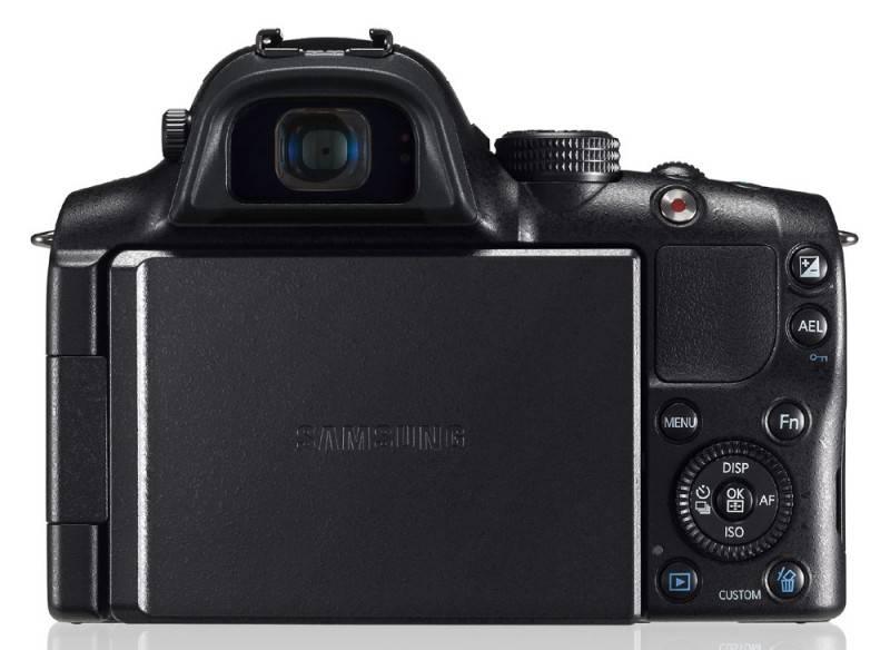 Фотоаппарат Samsung NX20 kit черный - фото 4