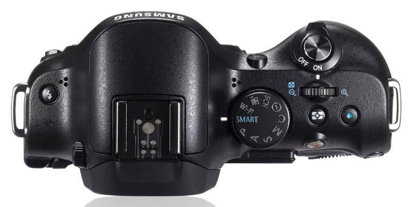 Фотоаппарат Samsung NX20 kit черный - фото 9