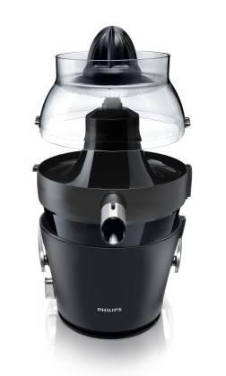 Соковыжималка комбинированная Philips HR1870 черный - фото 3