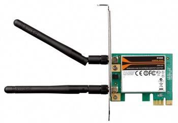 Сетевой адаптер WiFi D-Link DWA-548 (DWA-548/EU)
