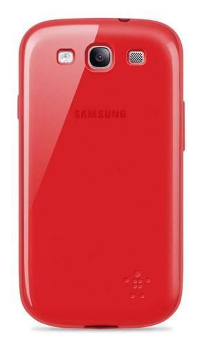 Чехол (клип-кейс) Belkin F8M398cwC01 красный - фото 2