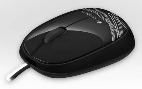 Мышь Logitech M105 черный - фото 1