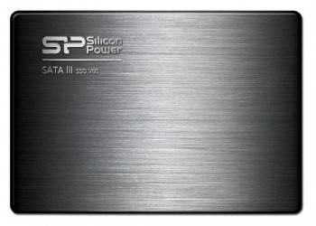 Накопитель SSD 60Gb Silicon Power Velox V60 SP060GBSS3V60S25 SATA III