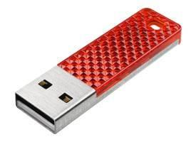 Флеш диск Sandisk Cruzer Facet 32ГБ USB2.0 красный