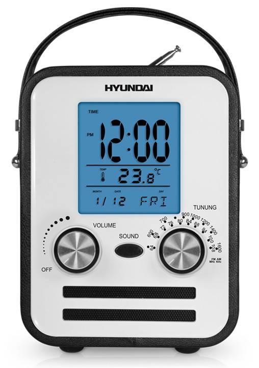 Радиоприёмник Hyundai H-1626 - фото 2
