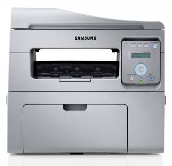 МФУ Samsung SCX-4650N / FEV белый / черный