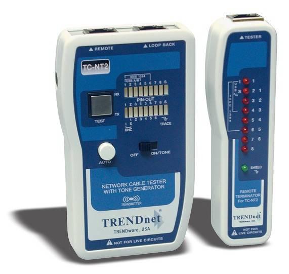 тестер TrendNet TC-NT2 - фото 1