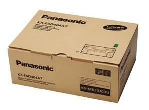 Блок фотобарабана Panasonic KX-FAD404A7 ч/б:20000стр. для KX-MB3030RU Panasonic