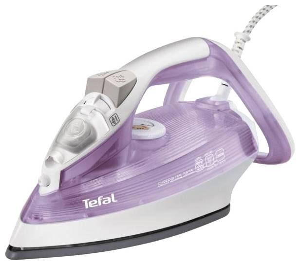 Утюг Tefal FV3835 фиолетовый/белый - фото 1