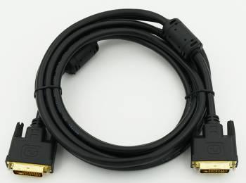 Кабель DVI-D (m)/DVI-D (m) 3м.
