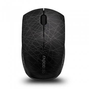 Мышь Rapoo 3300p черный