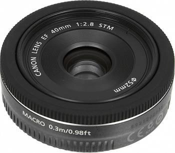 Объектив Canon EF STM 40mm f/2.8 (6310B005)