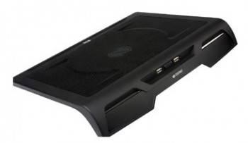 "Подставка для ноутбука 17"" Titan TTC-G25T/B2 черный"