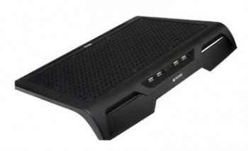 "Подставка для ноутбука 17"" Titan TTC-G25T/B4 черный"