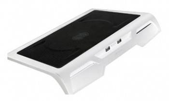 """Подставка для ноутбука 17"""" Titan TTC-G25T/W2 белый"""