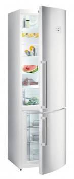 Холодильник Gorenje NRK6201MW белый