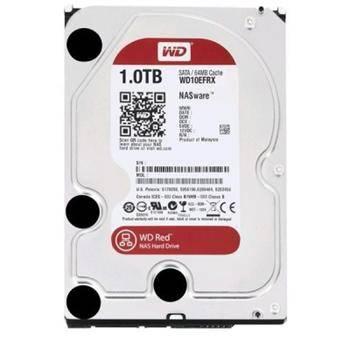 Жесткий диск 1Tb WD Red WD10EFRX SATA-III - фото 1
