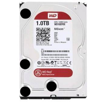 Жесткий диск 1Tb WD Red WD10EFRX SATA-III