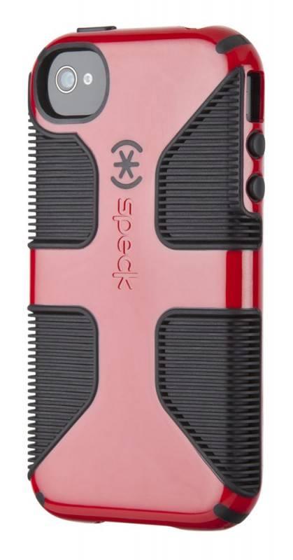 Чехол (клип-кейс) Speck CandyShell Grip красный - фото 1