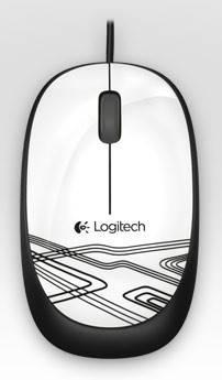 Мышь Logitech M105 белый