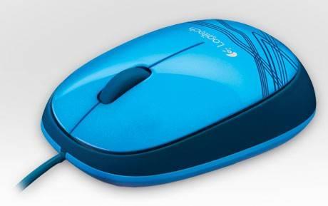 Мышь Logitech M105 синий (910-003114) - фото 3