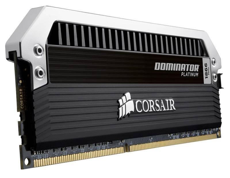 Модуль памяти DIMM DDR3 4x4Gb Corsair CMD16GX3M4A1866C9 - фото 1