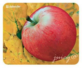 Коврик для мыши Defender Juicy sticker рисунок (50412)