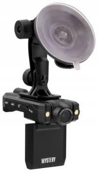 Видеорегистратор Mystery MDR-695DHR черный