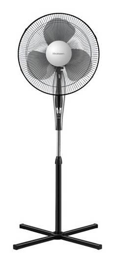 Вентилятор напольный Rolsen RSF-1635RT серый/черный - фото 1