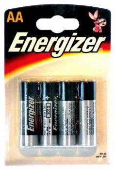 Аккумулятор AA Energizer HR06-2BL (2шт)