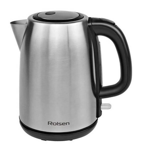 Чайник электрический Rolsen RK-2706M серебристый (RK2706M) - фото 1