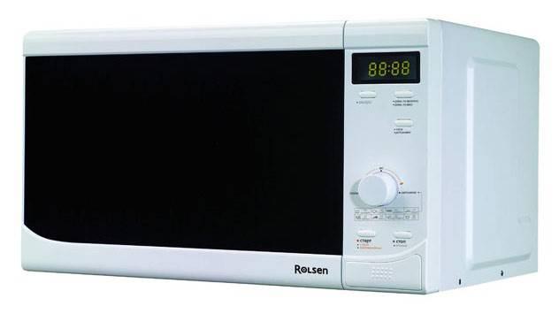 СВЧ-печь Rolsen MS1770TD белый - фото 1