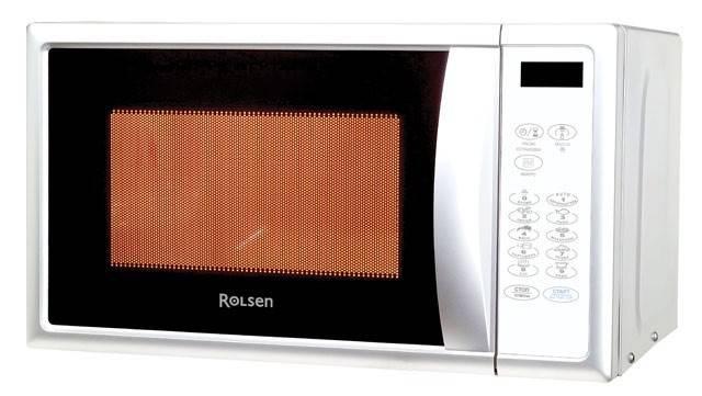 СВЧ-печь Rolsen MS2080SC белый - фото 1