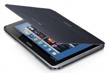 Чехол Samsung EFC-1G2NGECSTD, для Samsung Galaxy Note GT-N8000, темно-серый (EFC-1G2NGECSER)