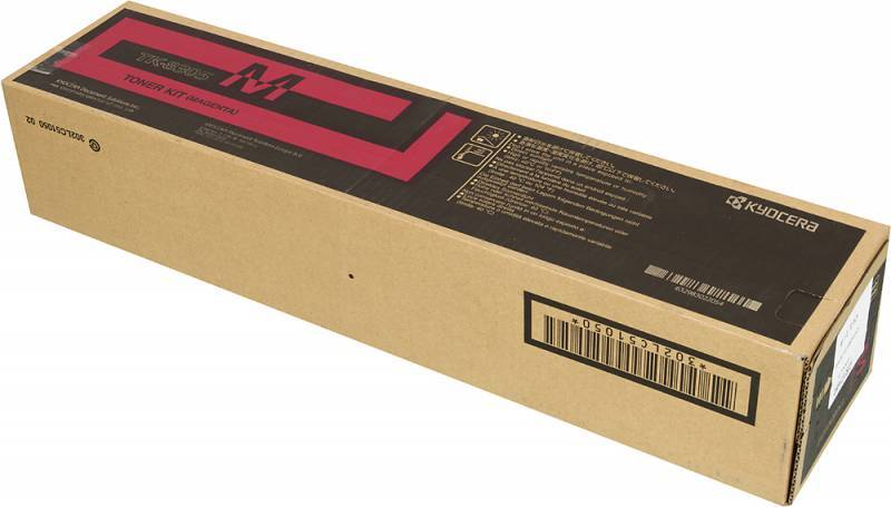 Тонер Картридж Kyocera 1T02LKBNL0 TK-8305M пурпурный - фото 1